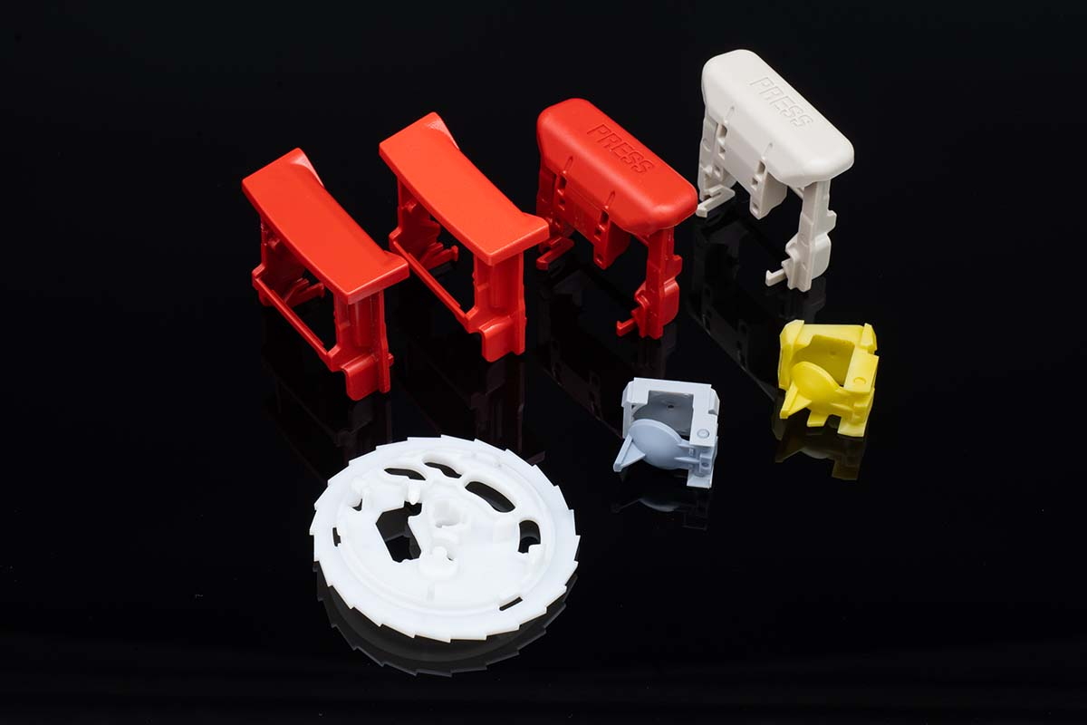 Plastic Molded Parts - Safety/Security