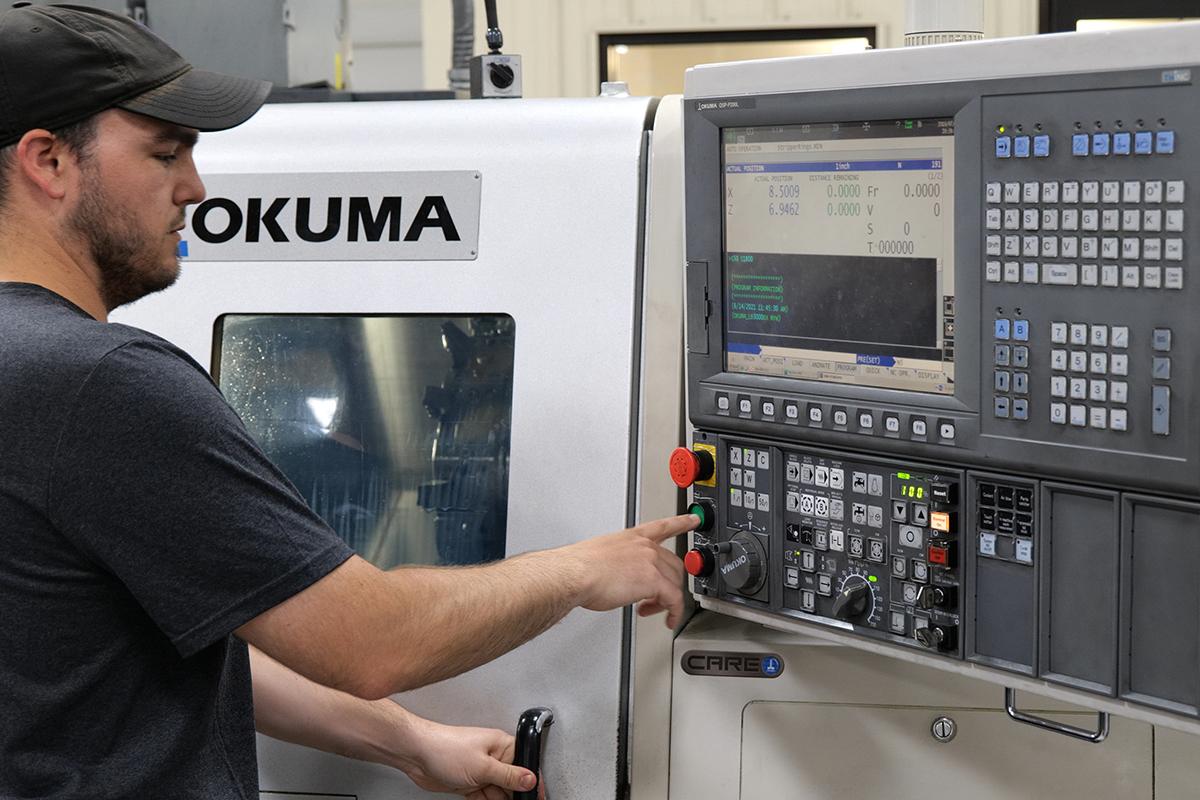Mill/Turn Equipment