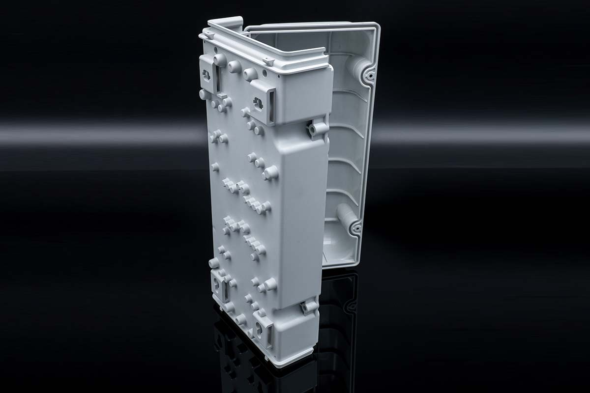 Plastic Molded Parts - Industrial