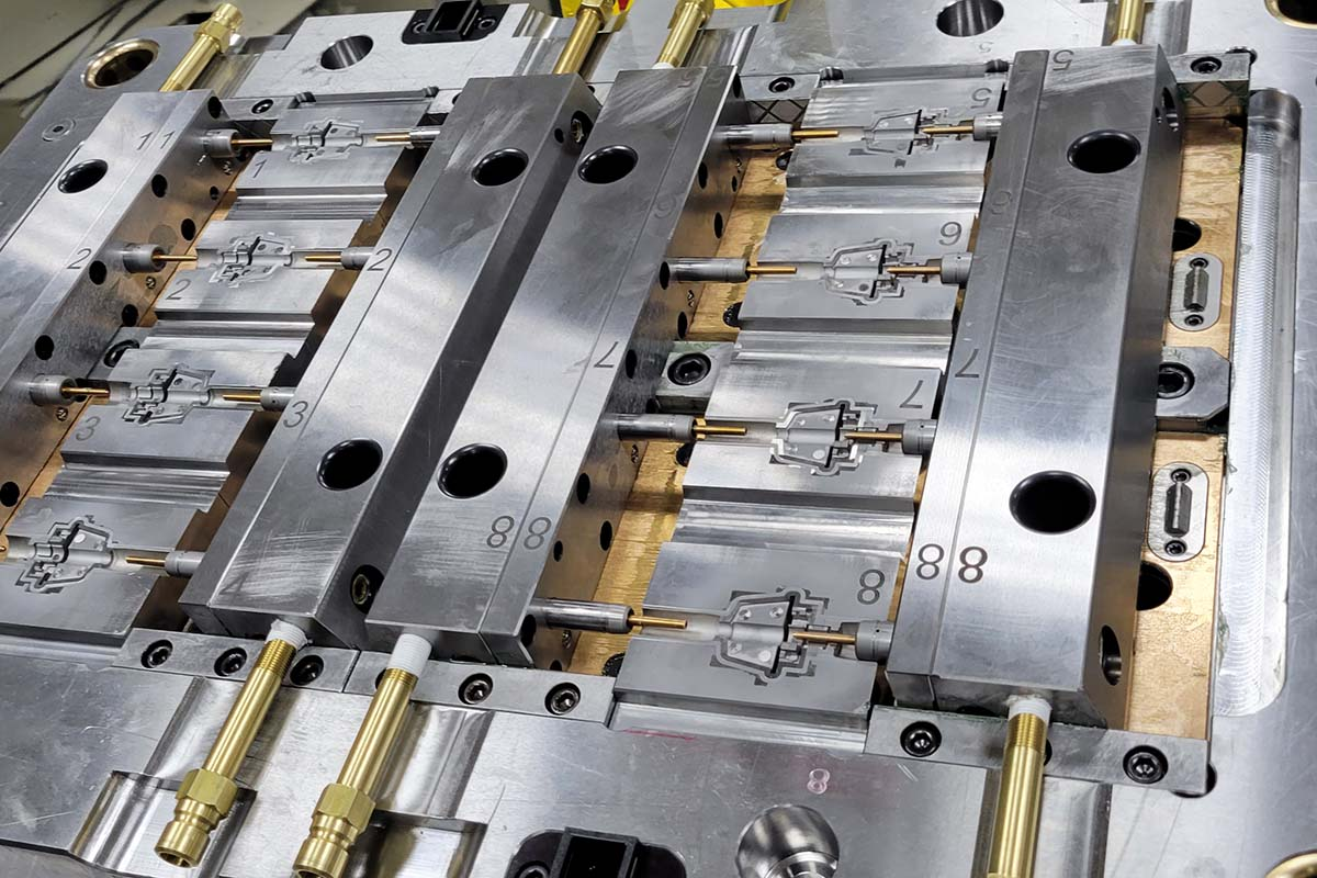 Plastic Molded Parts - Injection Molds